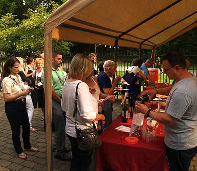 Image of Cain Park Wine Tasting
