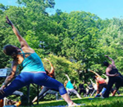 Image of Yoga Class at Cain Park