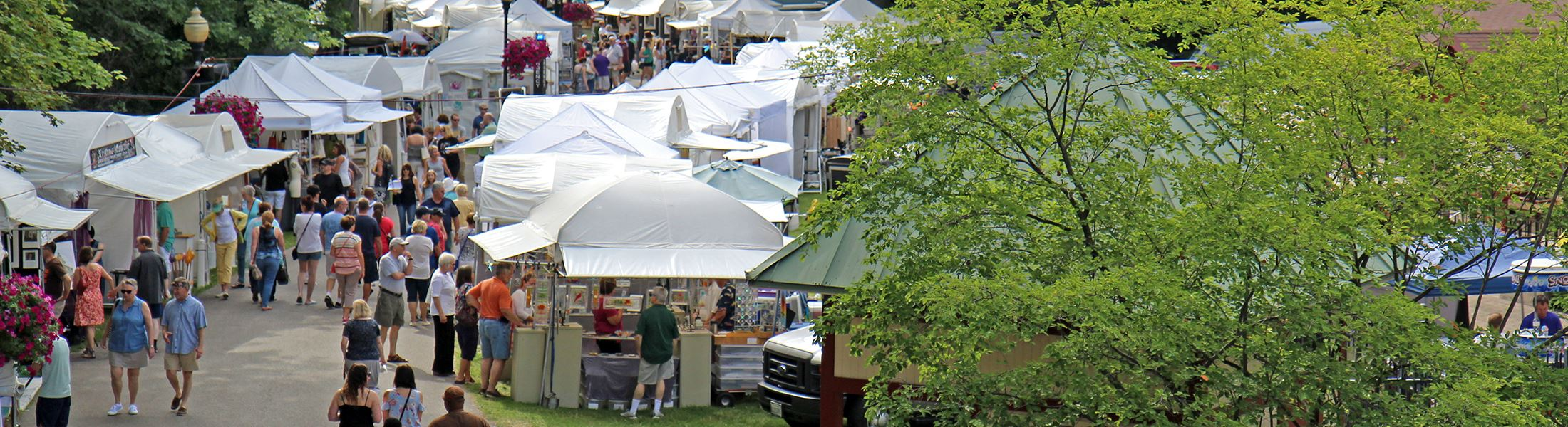 Image of Cain Park Arts Festival