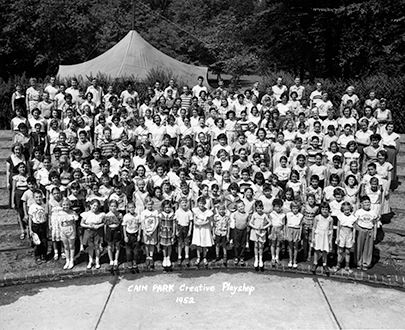 Image of Cain Park Creative Playshop 1952