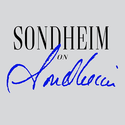 Sondheim on Sondheim logo